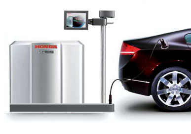 Hydrogen Home Energy Station